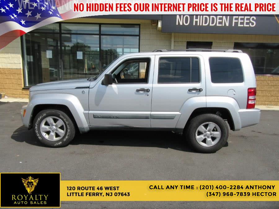 Used 2010 Jeep Liberty in Little Ferry, New Jersey | Royalty Auto Sales. Little Ferry, New Jersey