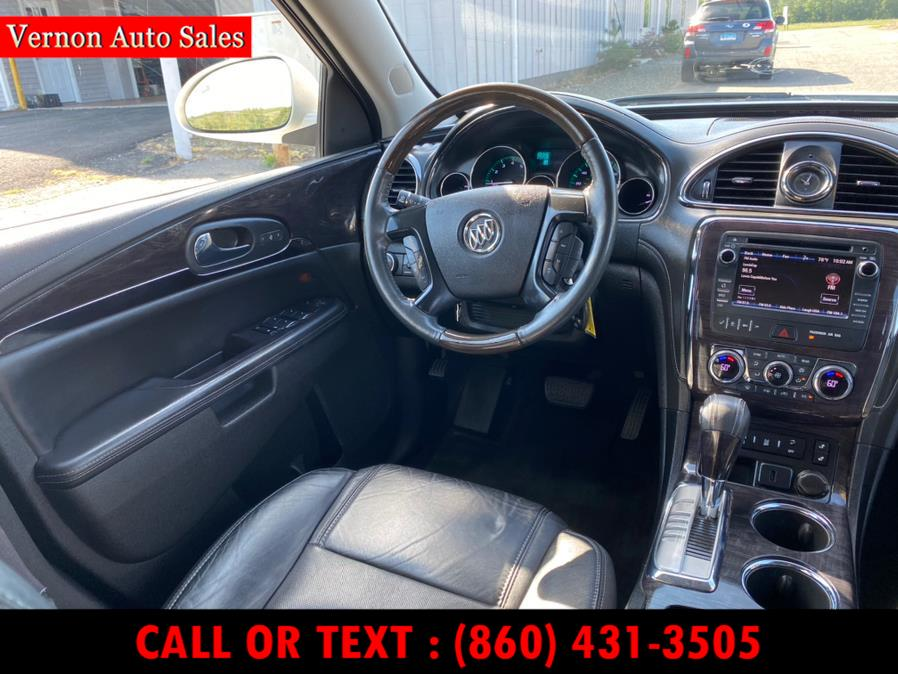 Used Buick Enclave AWD 4dr Leather 2015 | Vernon Auto Sale & Service. Manchester, Connecticut