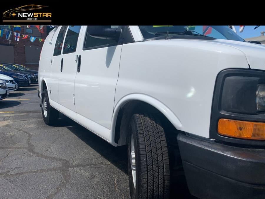 "Used Chevrolet Express Cargo Van RWD 2500 135"" 2012 | New Star Motors. Chelsea, Massachusetts"