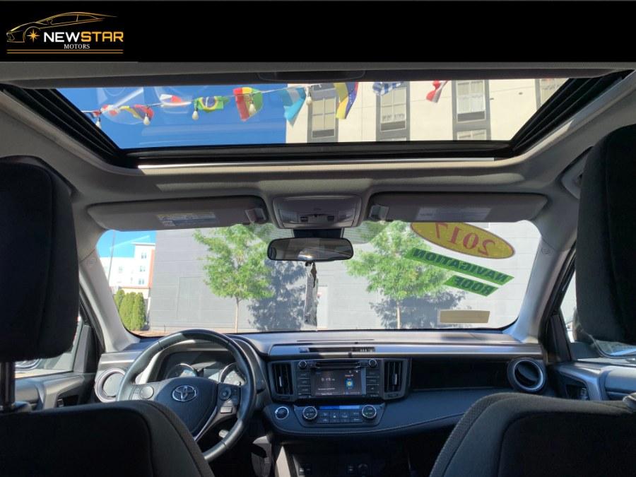 Used Toyota RAV4 XLE AWD (Natl) 2017 | New Star Motors. Chelsea, Massachusetts