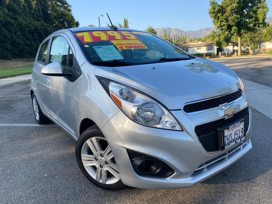 Used 2014 Chevrolet Spark in Corona, California | Green Light Auto. Corona, California