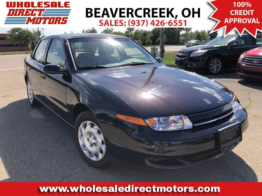 Used Saturn LS LS1 Auto 2000 | Wholesale Direct Motors. Beavercreek, Ohio