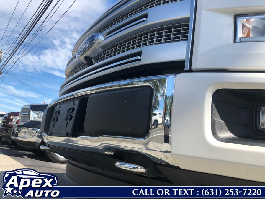 "Used Ford F-150 4WD SuperCrew 145"" Platinum 2016 