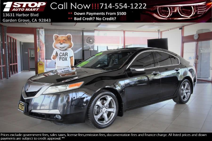Used 2011 Acura TL in Garden Grove, California | 1 Stop Auto Mart Inc.. Garden Grove, California