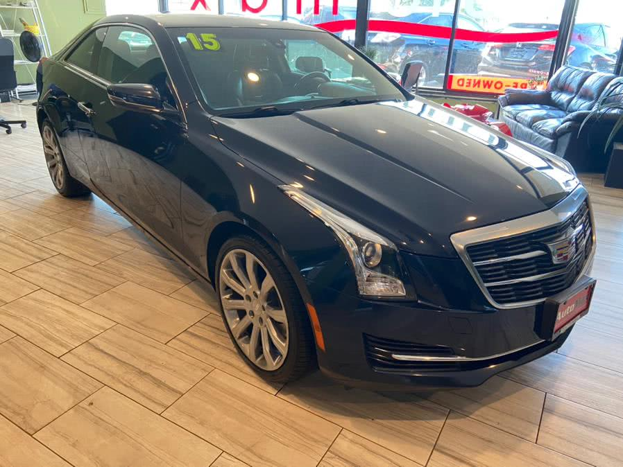 Used 2015 Cadillac ATS Coupe in West Hartford, Connecticut | AutoMax. West Hartford, Connecticut