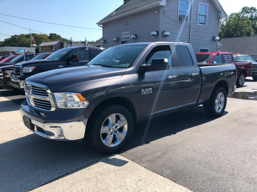 "Used Ram 1500 4WD Quad Cab 140.5"" SLT 2016 