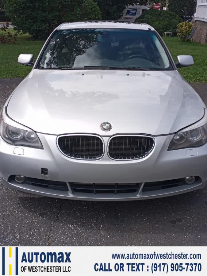 Used 2004 BMW 5 Series in Port Chester, New York | Automax of Westchester LLC. Port Chester, New York