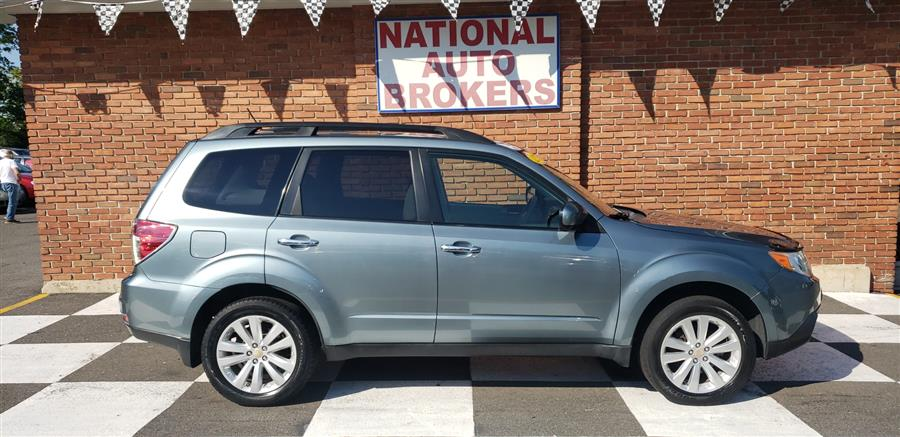 Used Subaru Forester 4dr Man 2.5X Premium w/All-Weather Pkg 2011 | National Auto Brokers, Inc.. Waterbury, Connecticut