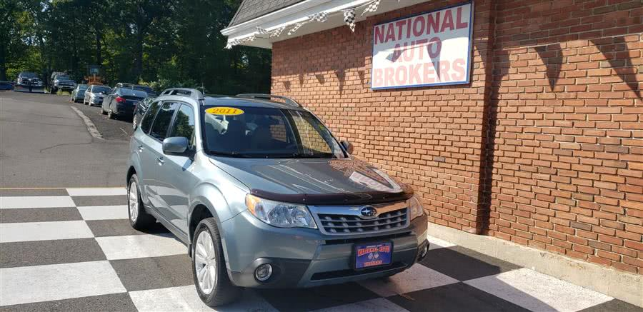 Used 2011 Subaru Forester in Waterbury, Connecticut | National Auto Brokers, Inc.. Waterbury, Connecticut