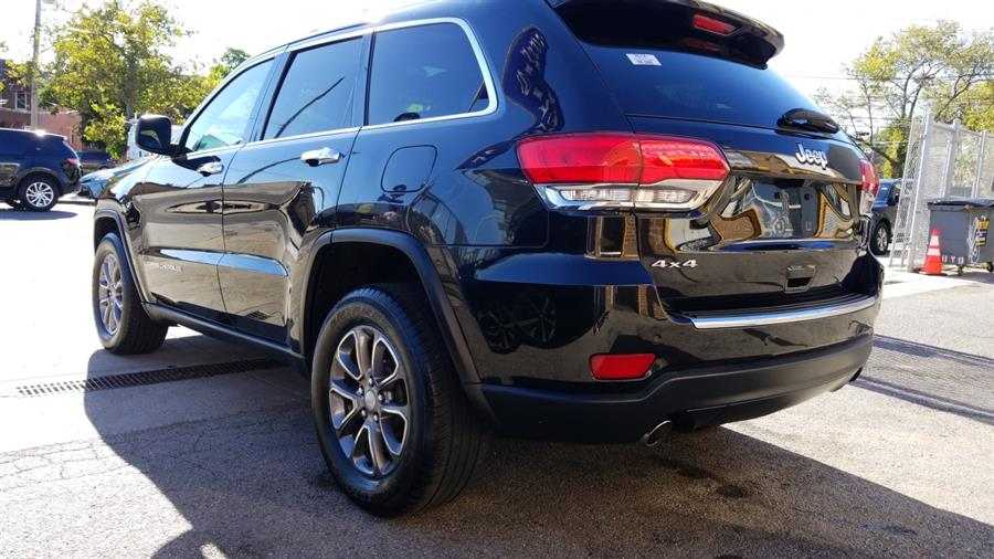 Used Jeep Grand Cherokee 4WD 4dr Limited 2014 | New York Motors Group Solutions LLC. Bronx, New York