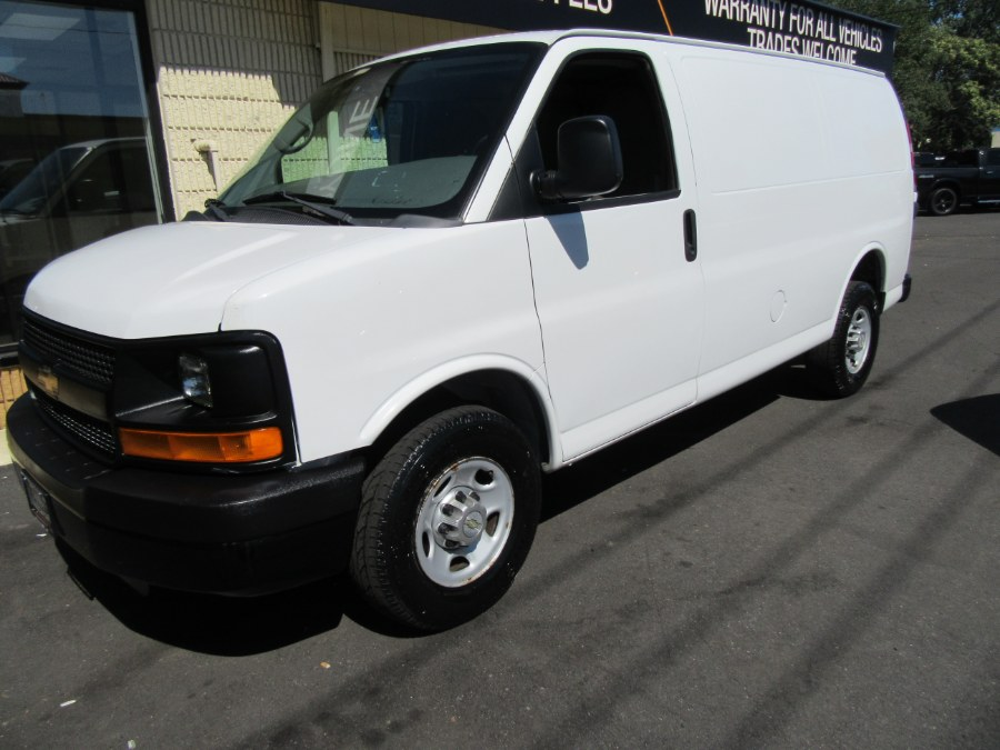 "Used Chevrolet Express Cargo Van RWD 2500 135"" 2011 