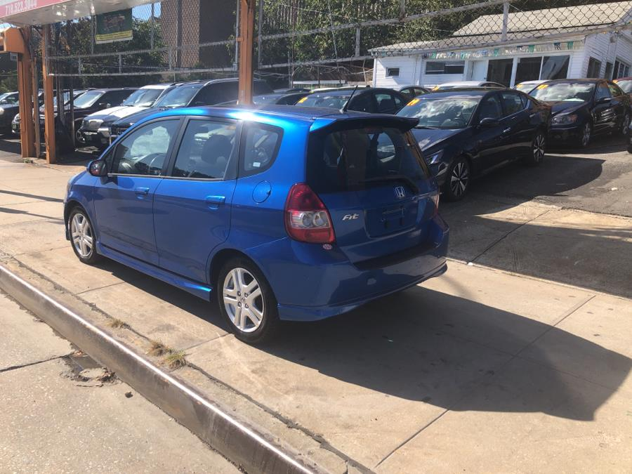 Used Honda Fit 5dr HB AT Sport 2007 | Sylhet Motors Inc.. Jamaica, New York