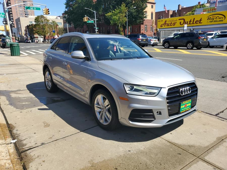Used 2016 Audi Q3 in Jamaica, New York | Sylhet Motors Inc.. Jamaica, New York