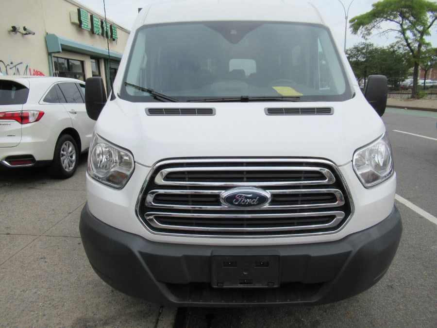 Used 2018 Ford Transit Passenger Wagon in Woodside, New York | Pepmore Auto Sales Inc.. Woodside, New York