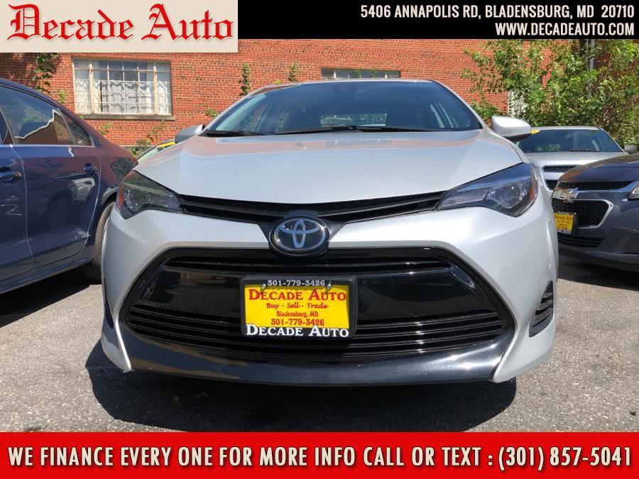 Used 2019 Toyota Corolla in Bladensburg, Maryland | Decade Auto. Bladensburg, Maryland