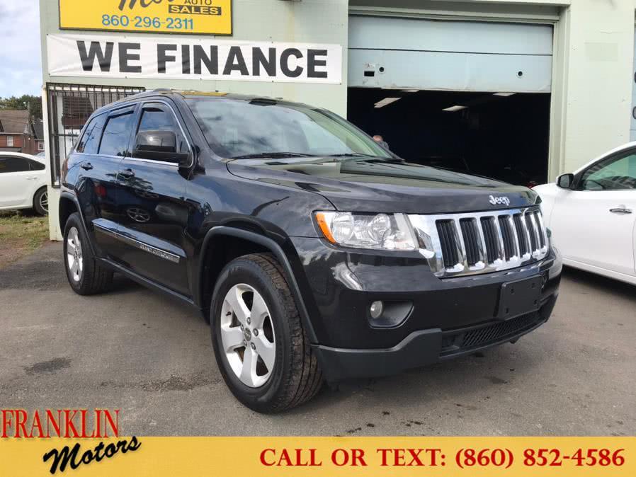 Used 2013 Jeep Grand Cherokee in Hartford, Connecticut | Franklin Motors Auto Sales LLC. Hartford, Connecticut