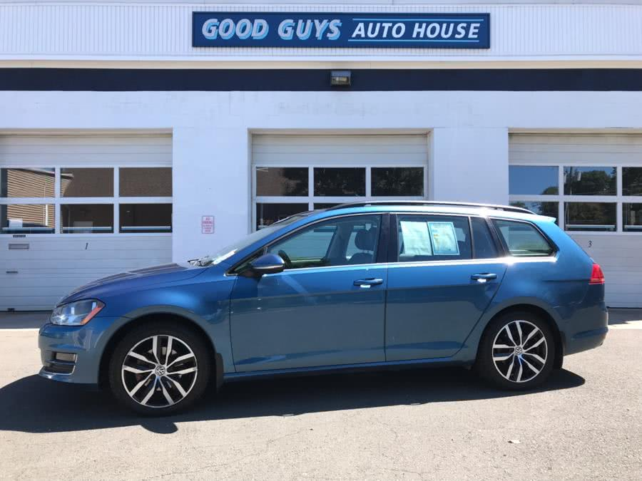 Used 2016 Volkswagen Golf SportWagen in Southington, Connecticut | Good Guys Auto House. Southington, Connecticut