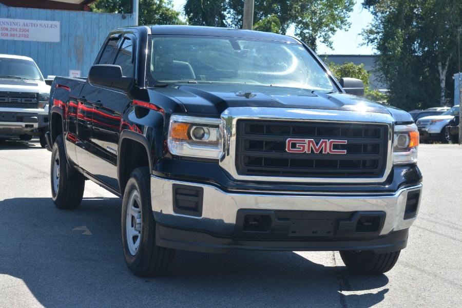 "Used GMC Sierra 1500 4WD Double Cab 143.5"" 2014 | New Beginning Auto Service Inc . Ashland , Massachusetts"