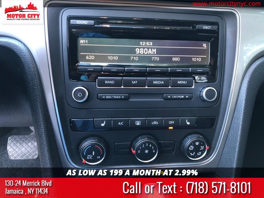 Used Volkswagen Passat 4dr Sdn 1.8T Auto S PZEV 2015 | Motor City. Jamaica, New York
