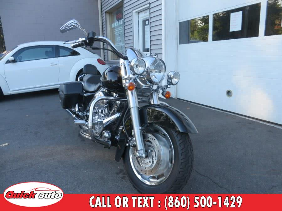 Used 2004 Harley Davidson FLHRSI in Bristol, Connecticut | Quick Auto LLC. Bristol, Connecticut