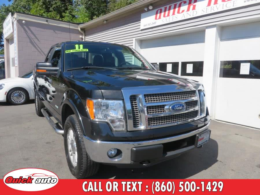 Used 2011 Ford F-150 in Bristol, Connecticut | Quick Auto LLC. Bristol, Connecticut