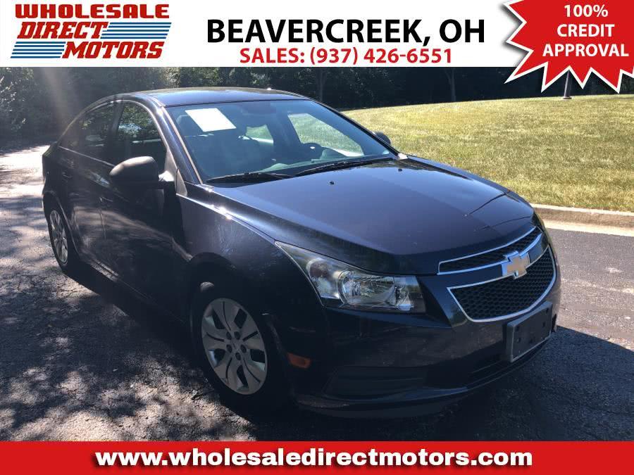 Used 2014 Chevrolet Cruze in Beavercreek, Ohio | Wholesale Direct Motors. Beavercreek, Ohio