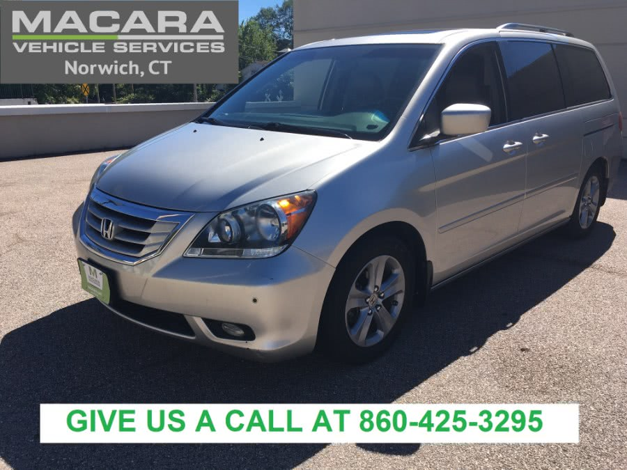 Used Honda Odyssey 5dr Touring 2008 | MACARA Vehicle Services, Inc. Norwich, Connecticut