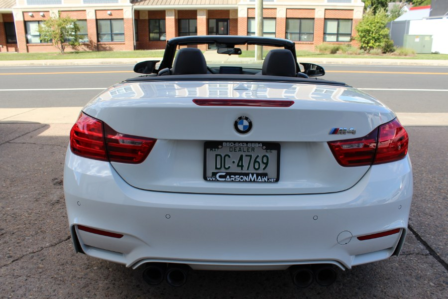 Used BMW M4 2dr Conv 2015 | Carsonmain LLC. Manchester, Connecticut