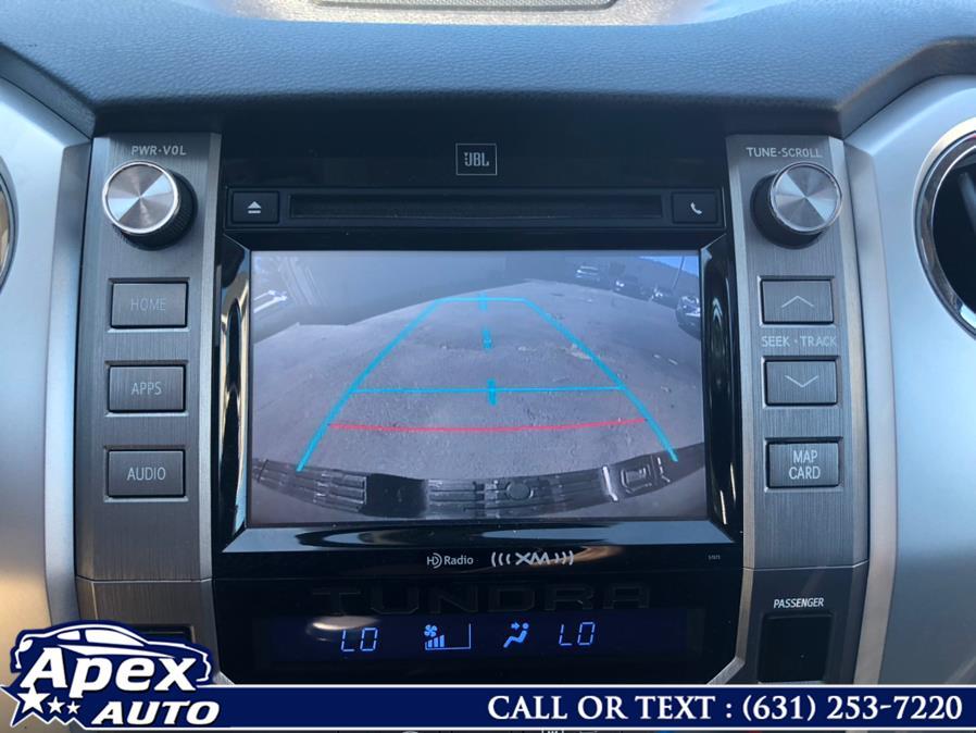 Used Toyota Tundra 4WD Truck CrewMax 5.7L V8 6-Spd AT Platinum (Natl) 2015 | Apex Auto. Selden, New York