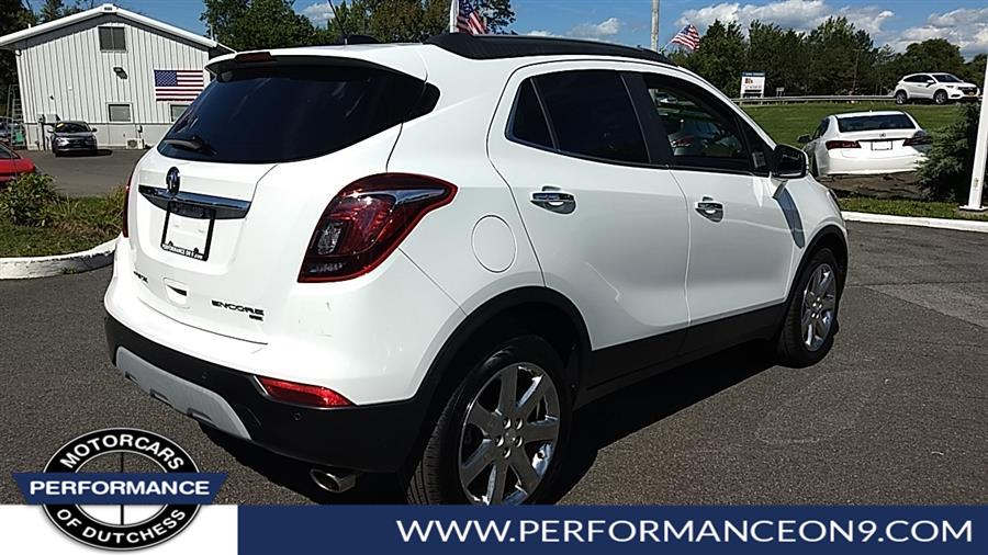Used Buick Encore AWD 4dr Premium 2017 | Performance Motorcars Inc. Wappingers Falls, New York