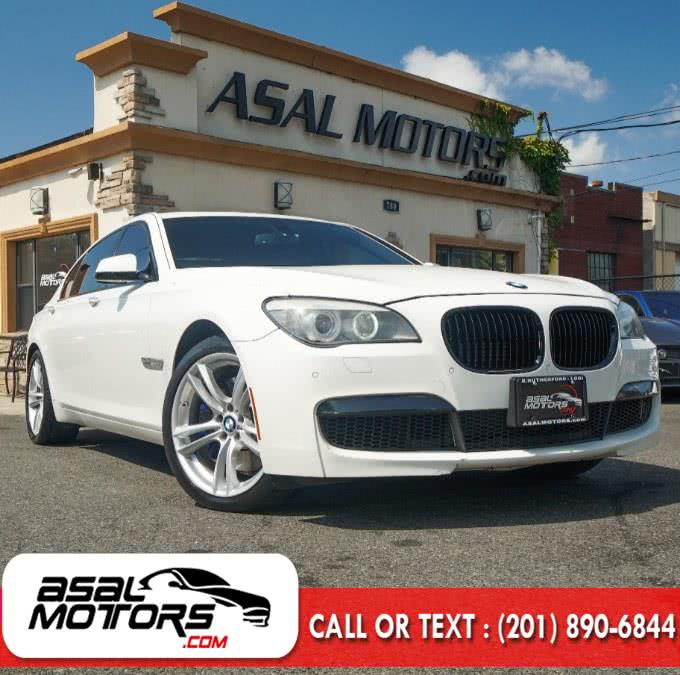 Used 2012 BMW 7 Series in East Rutherford, New Jersey | Asal Motors. East Rutherford, New Jersey