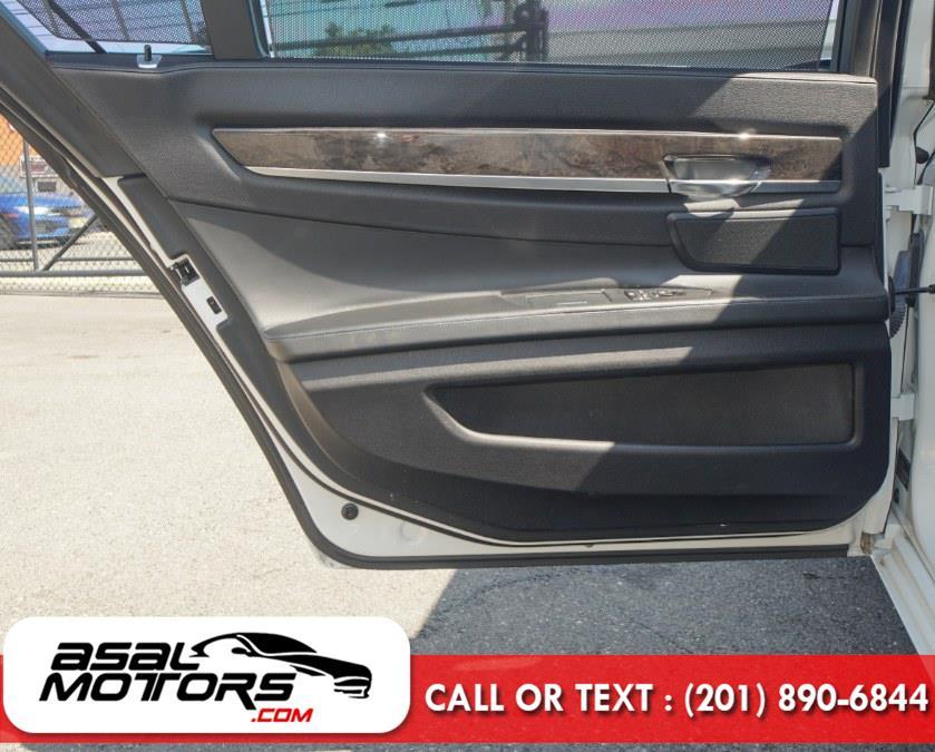 Used BMW 7 Series 4dr Sdn 750Li xDrive AWD 2012 | Asal Motors. East Rutherford, New Jersey
