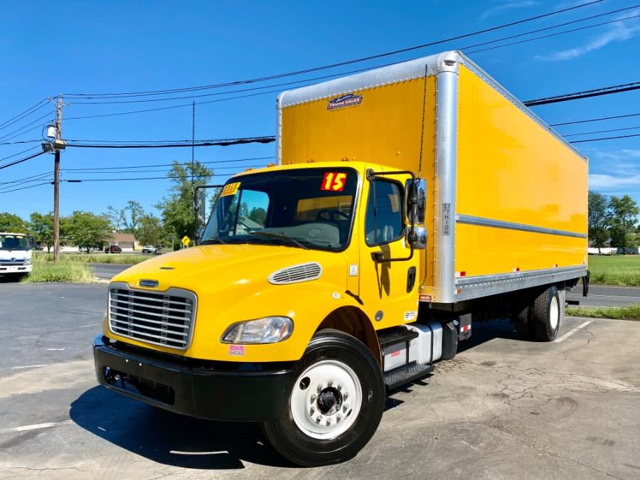 Used 2015 Freightliner M2 106 in Burlington, New Jersey | Aladdin Truck Sales. Burlington, New Jersey