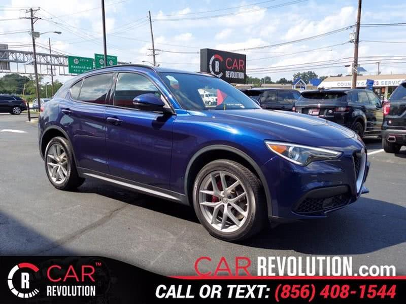 Used 2018 Alfa Romeo Stelvio in Maple Shade, New Jersey | Car Revolution. Maple Shade, New Jersey