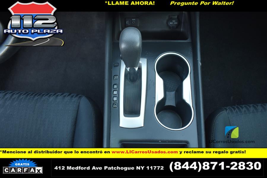 2018 Nissan Altima 2.5 S Sedan photo