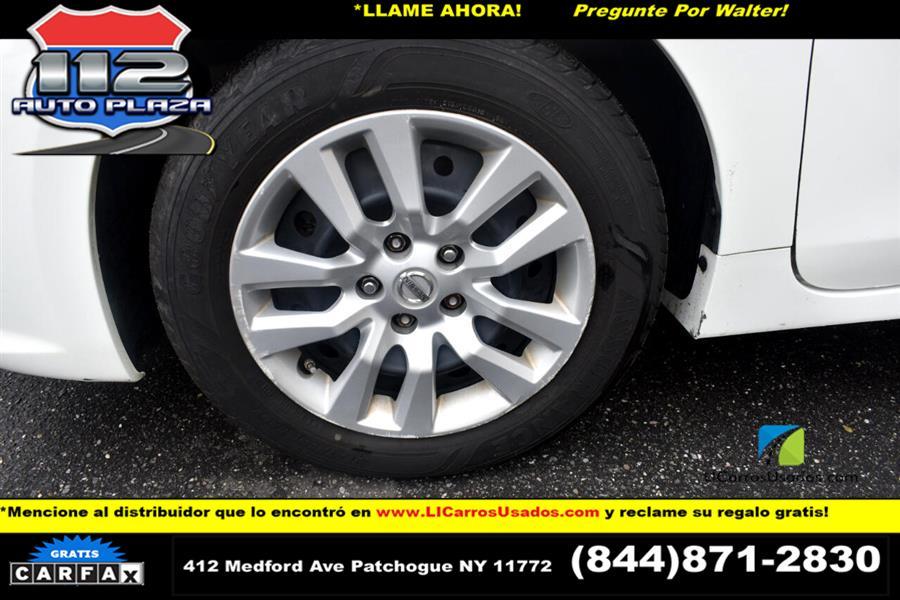 2016 Nissan Altima 4dr Sdn I4 2.5 S photo