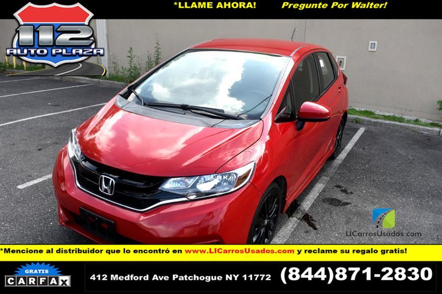 2018 Honda Fit Sport Manual photo
