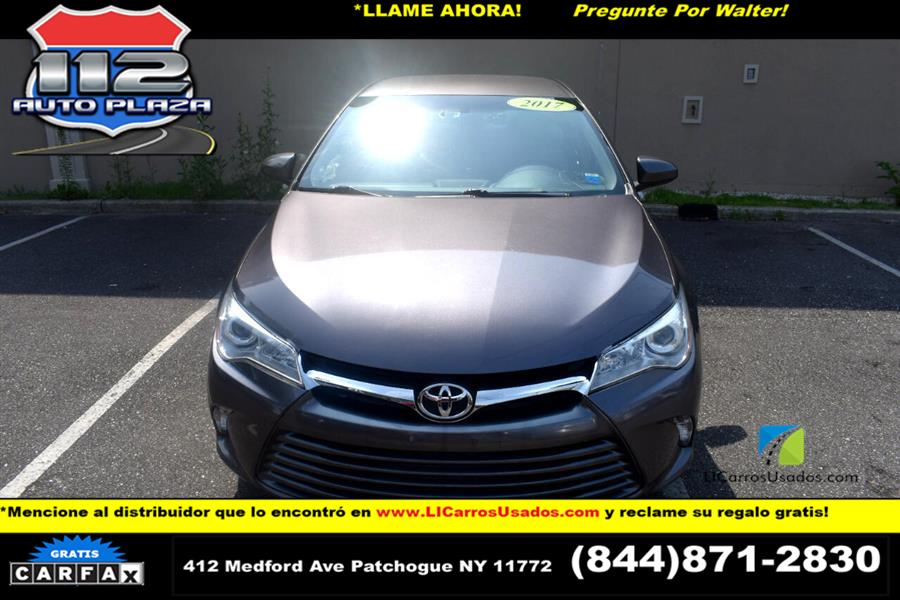 2017 Toyota Camry XLE Auto (Natl) photo