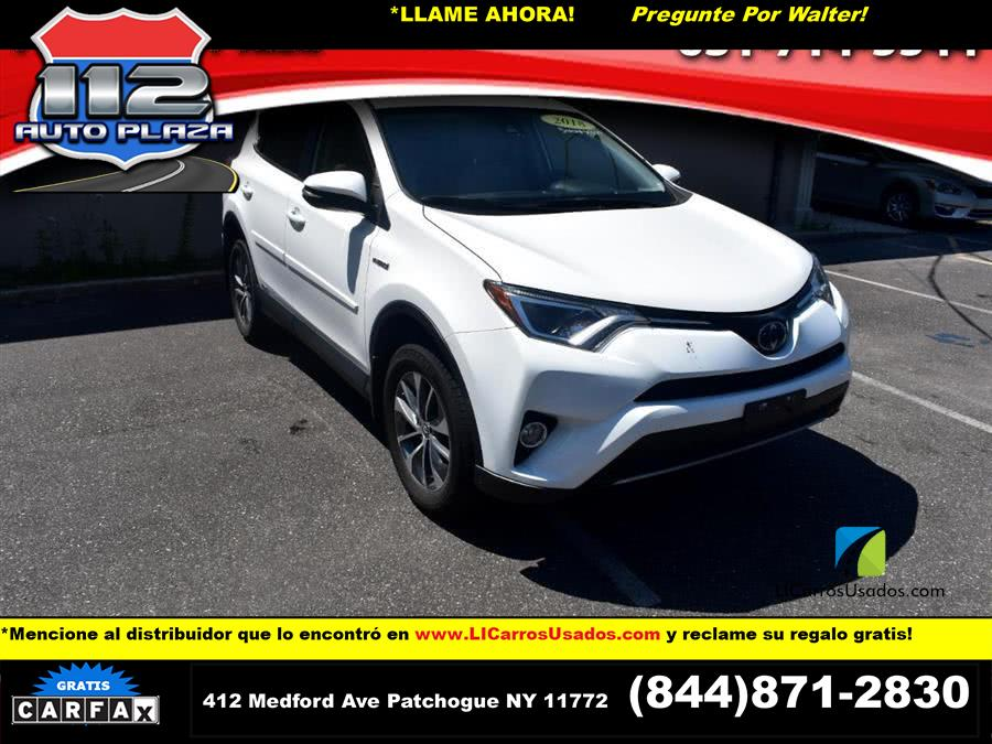 2018 Toyota RAV4 Hybrid LE Plus AWD (Natl) photo
