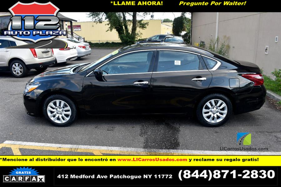 The 2016 Nissan Altima 4dr Sdn I4 2.5 S