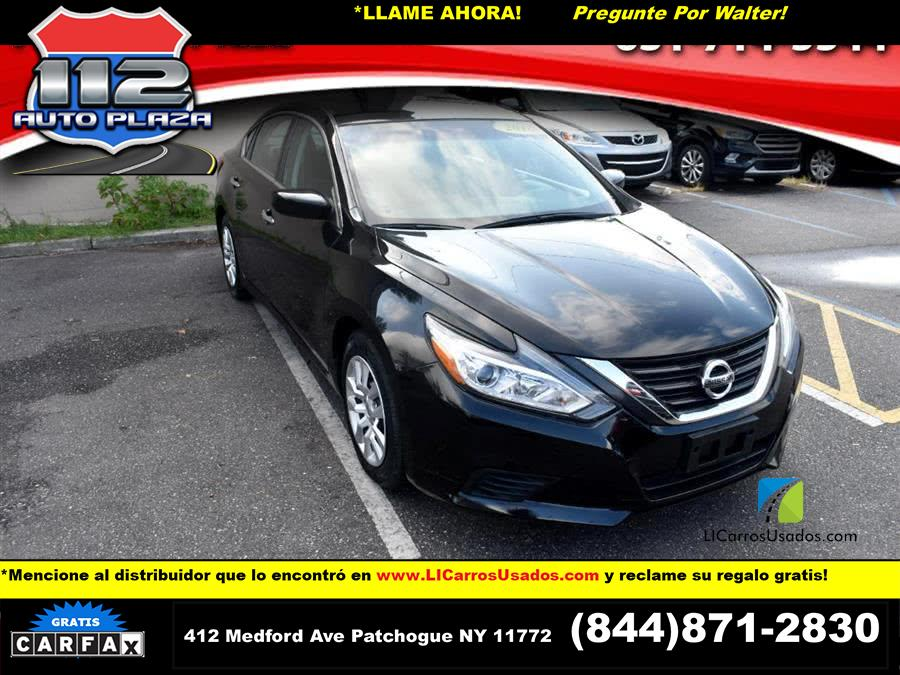 The 2016 Nissan Altima 4dr Sdn I4 2.5 S photos