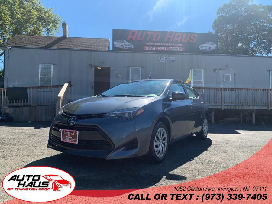 Used 2019 Toyota Corolla in Irvington , New Jersey | Auto Haus of Irvington Corp. Irvington , New Jersey