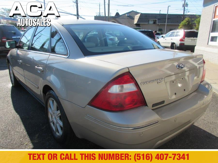 Used Ford Five Hundred 4dr Sdn Limited AWD 2006 | ACA Auto Sales. Lynbrook, New York