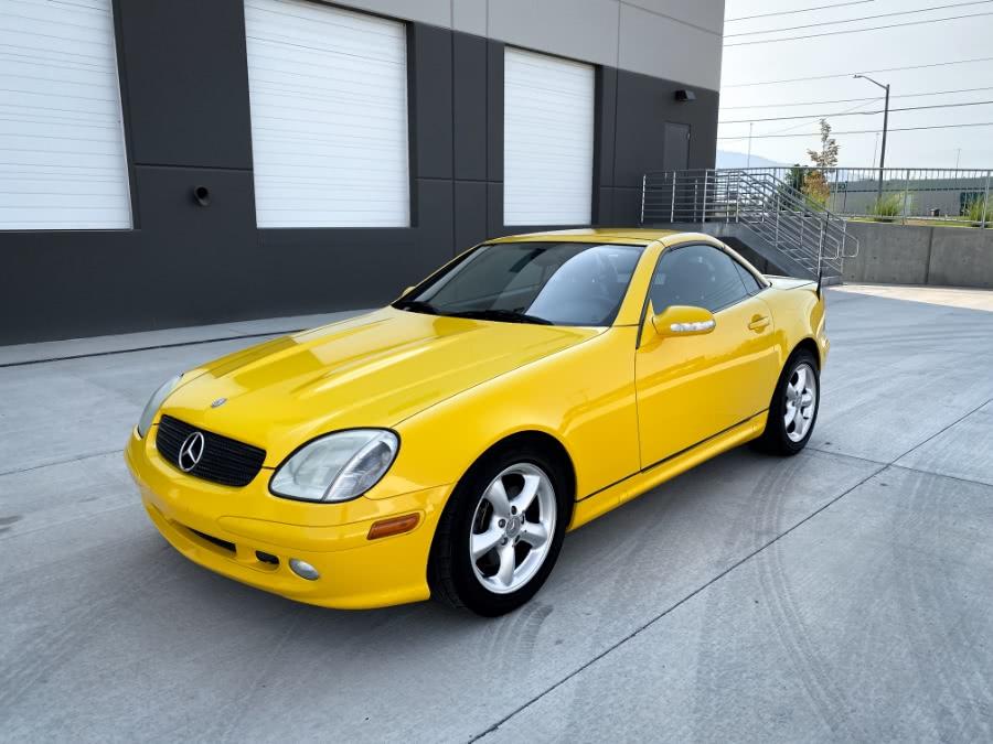 Used 2002 Mercedes-Benz SLK-Class in Salt Lake City, Utah | Guchon Imports. Salt Lake City, Utah