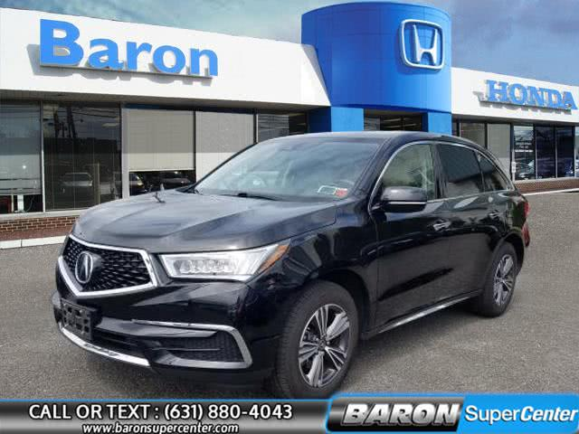 Used 2017 Acura Mdx in Patchogue, New York | Baron Supercenter. Patchogue, New York