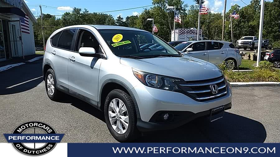 Used 2013 Honda CR-V in Wappingers Falls, New York | Performance Motorcars Inc. Wappingers Falls, New York