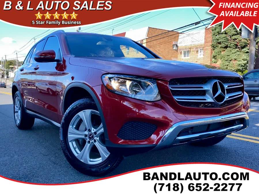 Used 2018 Mercedes-Benz GLC in Bronx, New York | B & L Auto Sales LLC. Bronx, New York