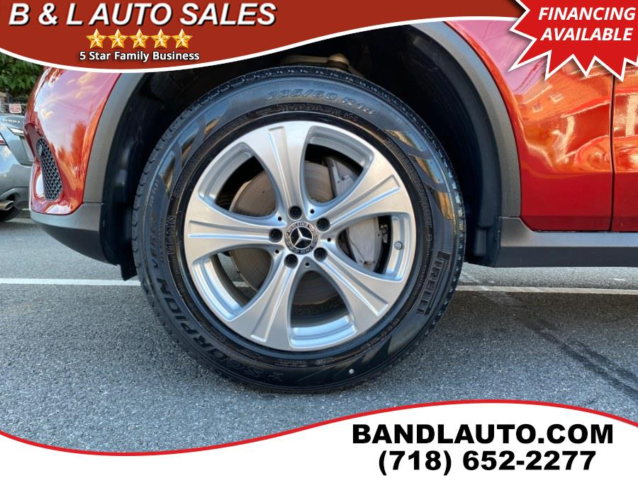 Used Mercedes-Benz GLC GLC 300 4MATIC SUV 2018 | B & L Auto Sales LLC. Bronx, New York