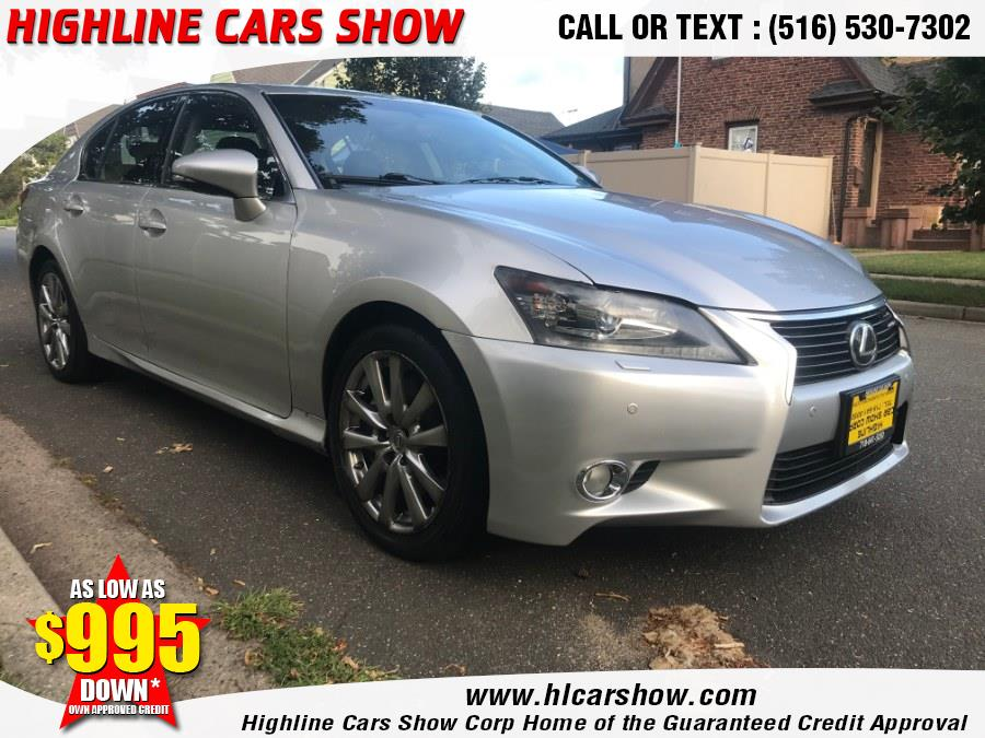 Used Lexus GS 350 4dr Sdn AWD 2013 | Highline Cars Show Corp. West Hempstead, New York