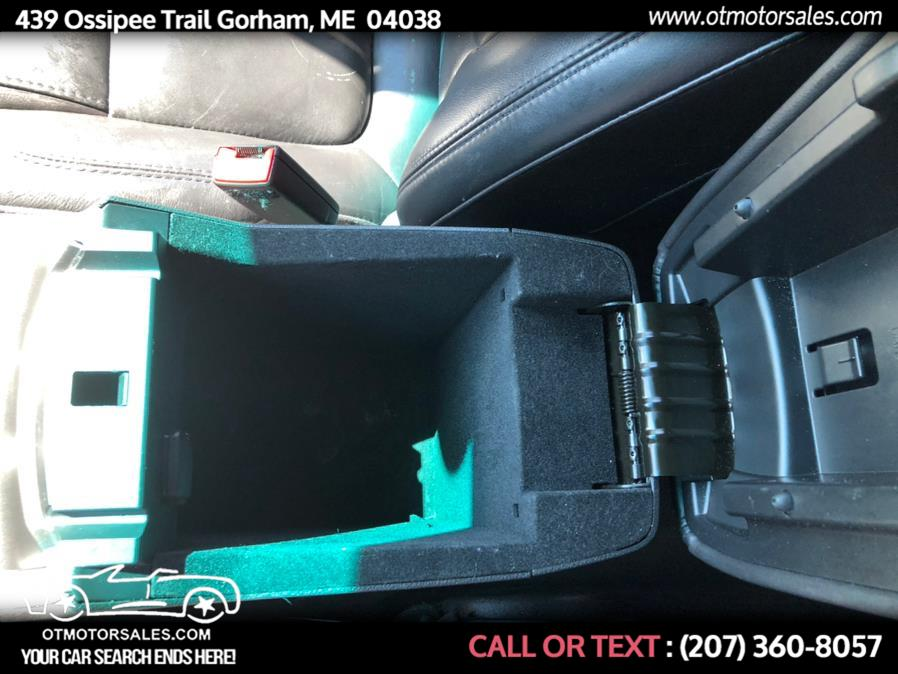 Used Ford Explorer FWD 4dr XLT 2013 | Ossipee Trail Motor Sales. Gorham, Maine